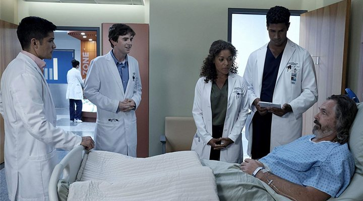 The good doctor temporada 2 castellano online
