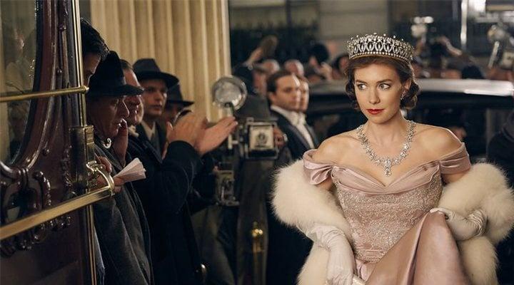 Vanessa Kirby en 'The Crown'