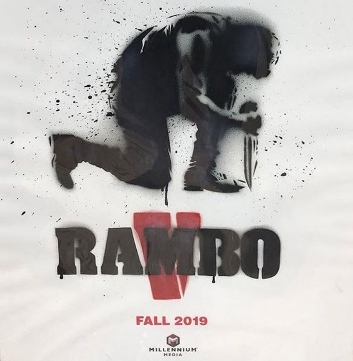 Cartel 'Rambo V'