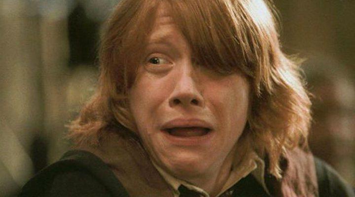 Ron en 'Harry Potter'
