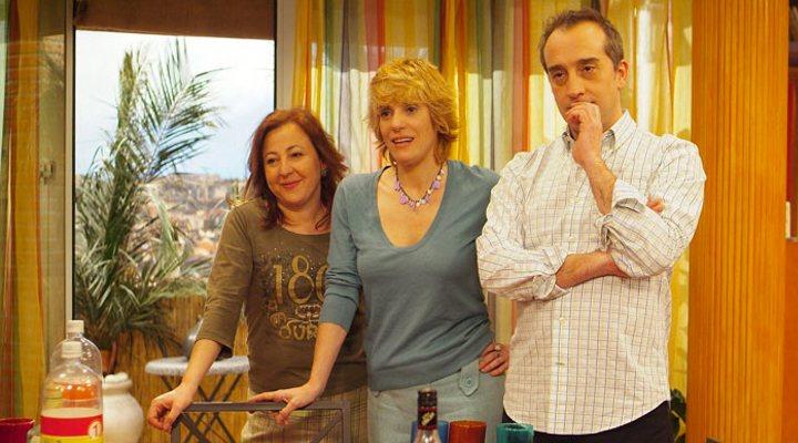 Carmen Machi, Anabel Alonso y Gonzalo de Castro en '7 Vidas'