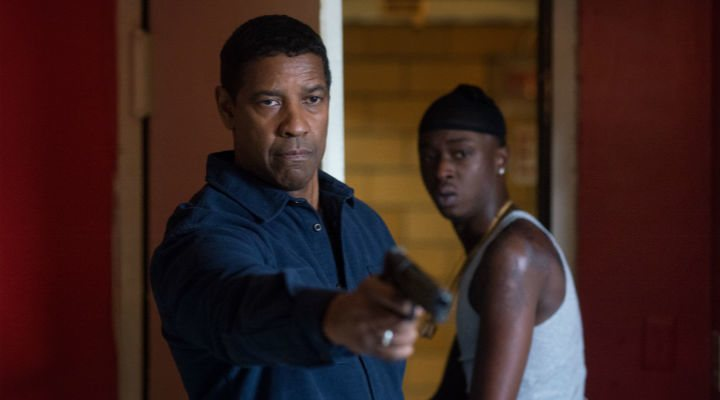 Denzel Washington en 'The Equalizer 2'