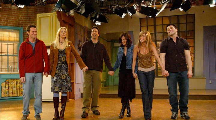 Elenco Friends