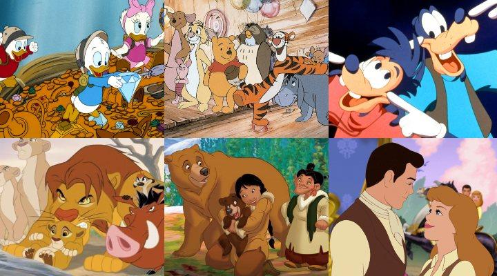 Secuelas Disney