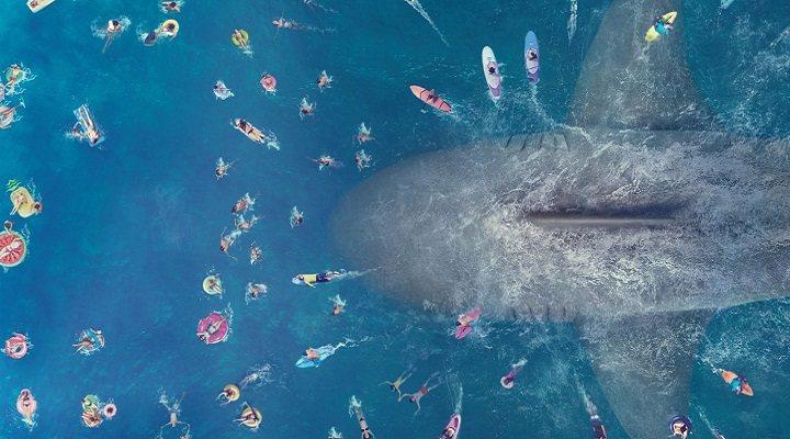 De 'Megalodón' a 'Godzilla': Las criaturas más grandes del cine