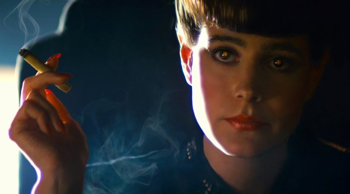 Sean Young en 'Blade Runner'