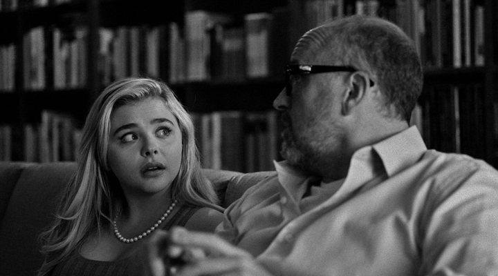 'I Love You, Daddy' con Louis C.K. no debería estrenarse según Chloë Grace Moretz