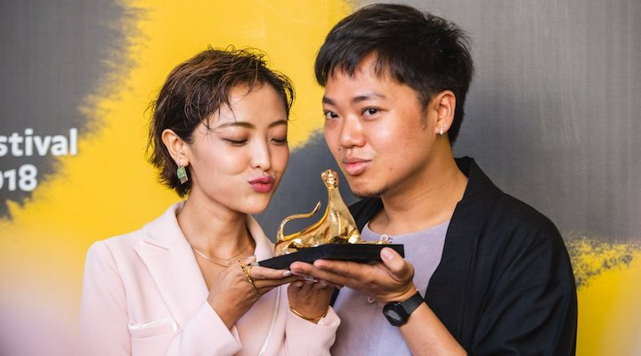 El thriller de Singapur 'A Land Imagined' consigue el Leopardo de Oro del Festival de Locarno