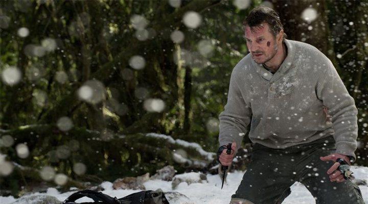 Liam Neeson en 'Infierno blanco'