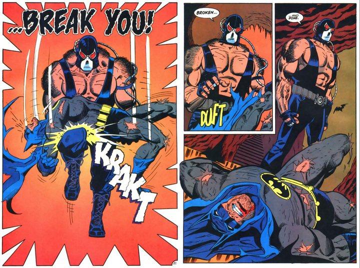 Bane en Dc Comics