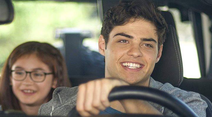 Noah Centineo en 'Todos los chicos de los que me enamoré'