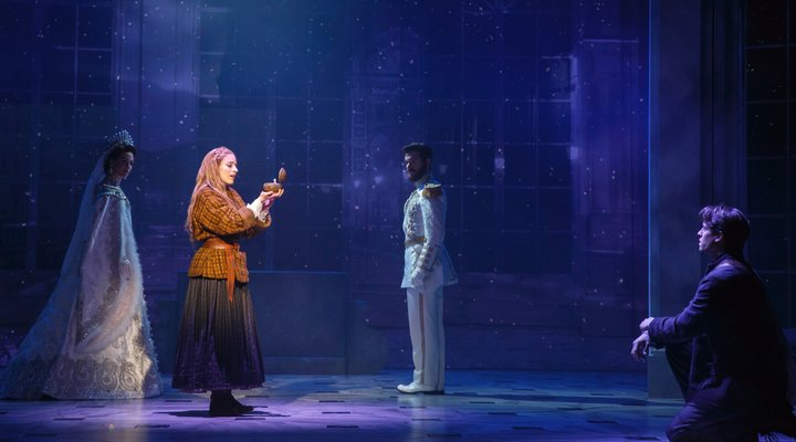 'Anastasia: el musical'