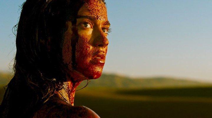 Matilda Lutz en 'Revenge'