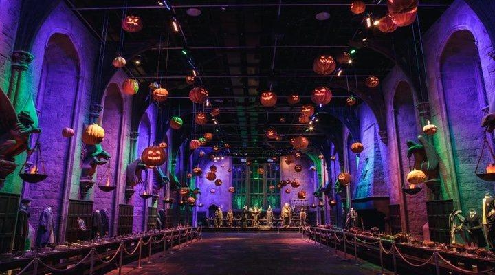 Tour de Harry Potter, Londres