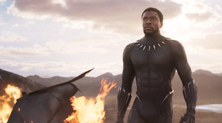 'Black Panther' quiere el Oscar a 'Mejor Película'