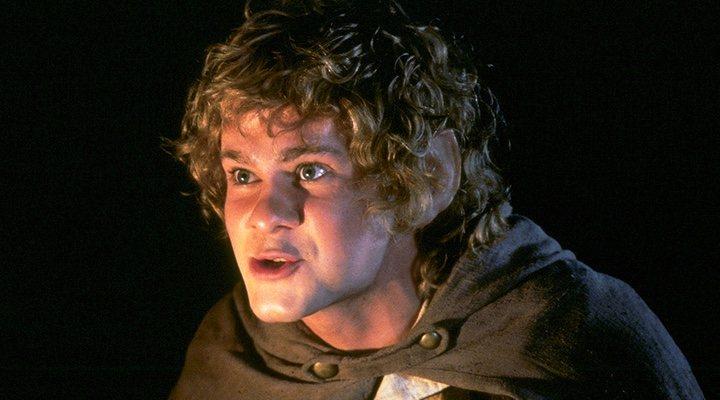 Monaghan en 'El señor de los anillos'