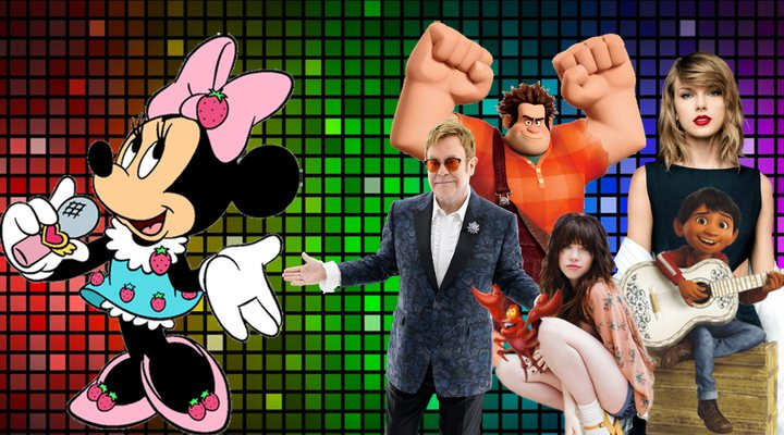 Videoclips Disney