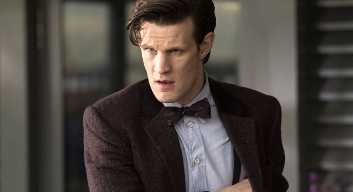 Matt Smith en 'Doctor Who'