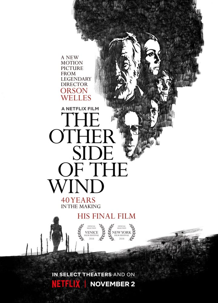 Póster 'El otro lado del viento'