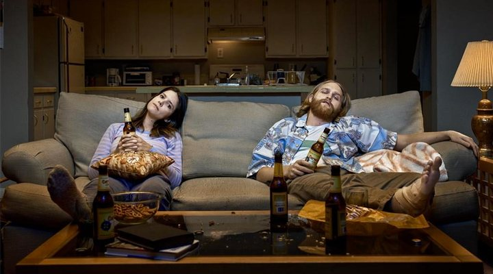 Dud y Liz (Sonya Cassidy)