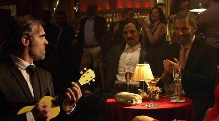 'Luis Tosar en una escena de 'Yucatán''