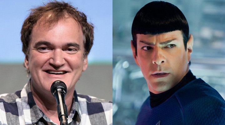 'Star Trek' y Tarantino
