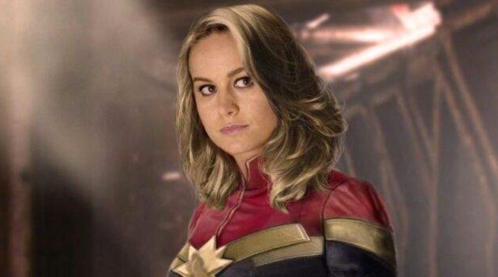 Aparecen las primeras imágenes de Capitana Marvel — Ya está aquí
