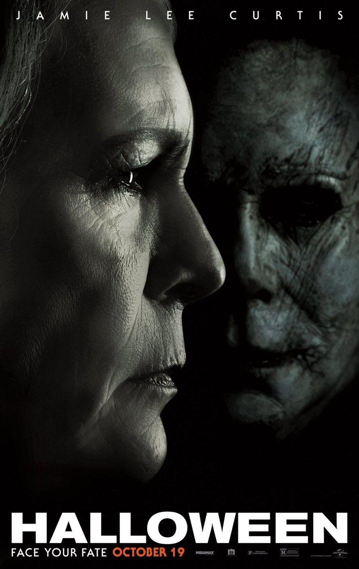 Nuevo póster de 'Halloween' (2018)