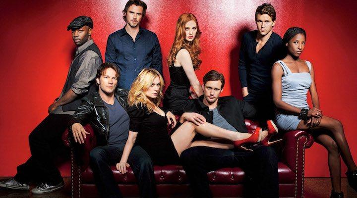 El reparto de 'True Blood'
