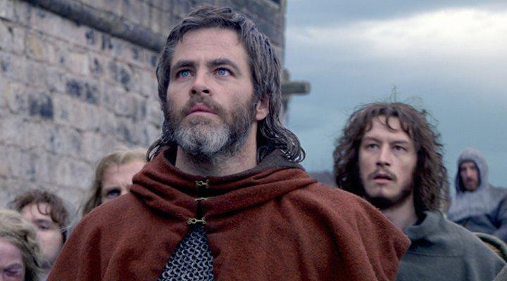 Chris Pine en 'El rey proscrito'