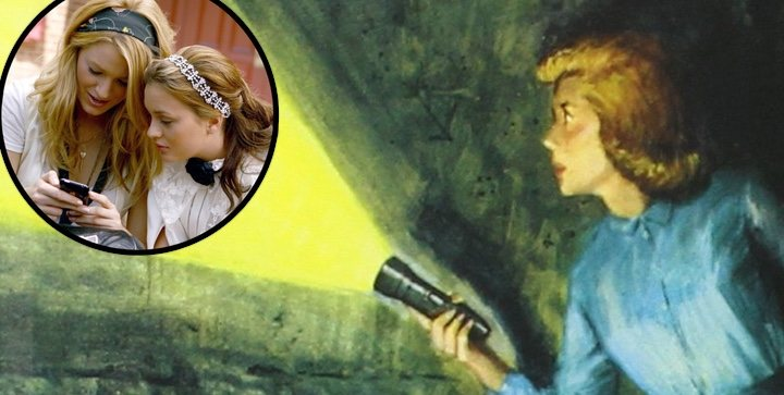 Emma Roberts en la película 'Nancy Drew'