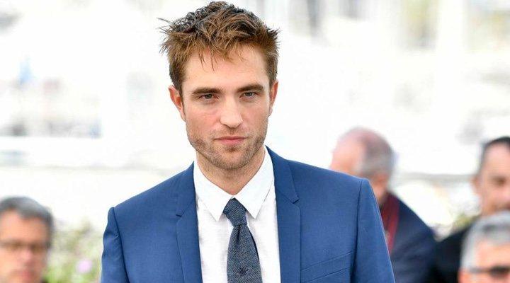 Robert Pattinson, actor de 'Crepúsculo'