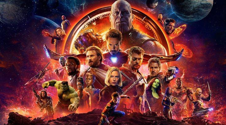 'Vengadores= Infinity War'