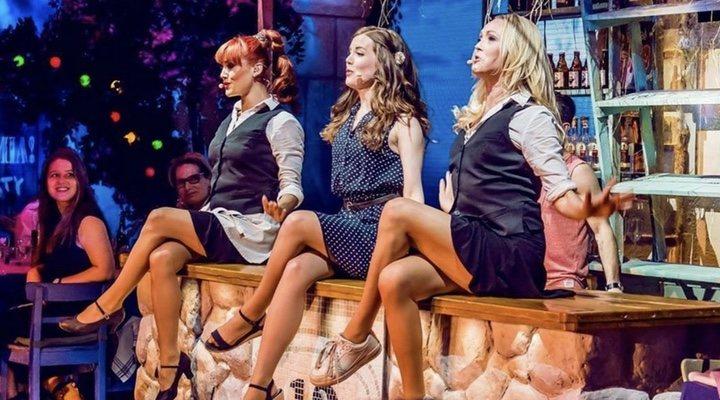 'Mamma Mia! The Party'