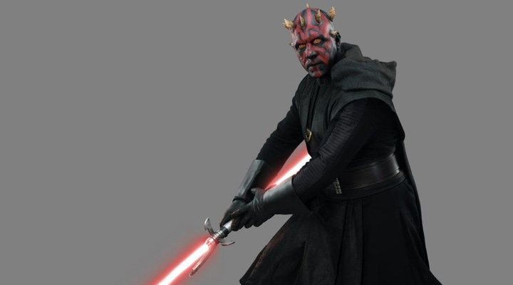 Ray Park como Darth Maul