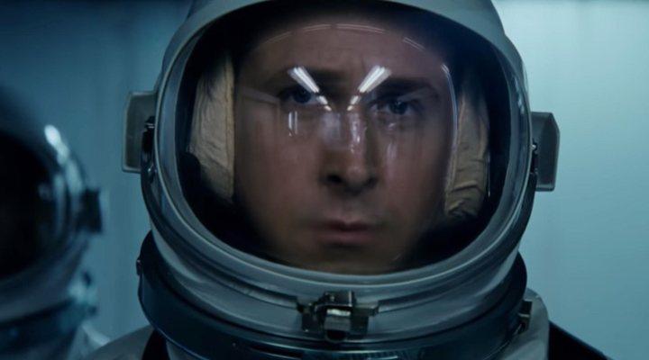 Ryan Gosling en 'First Man - El primer hombre'