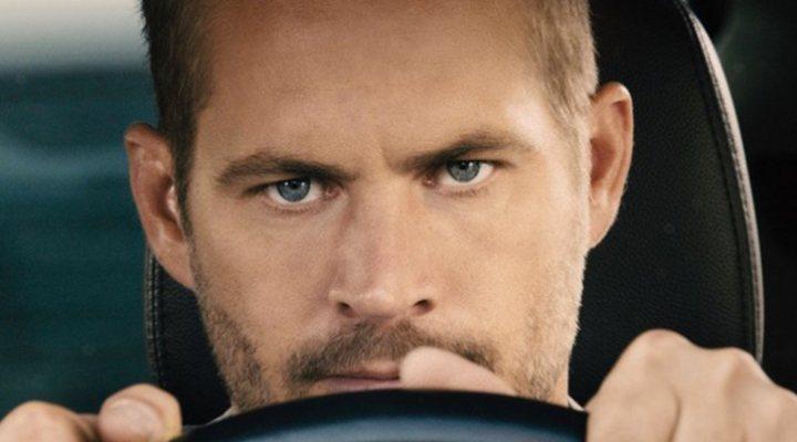 Paul Walker en la saga 'Fast & Furious'