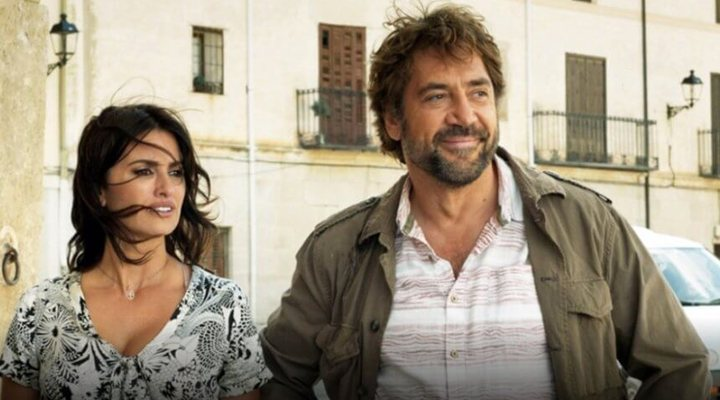 Javier Bardem y Penélope Cruz en 'Todos lo saben'