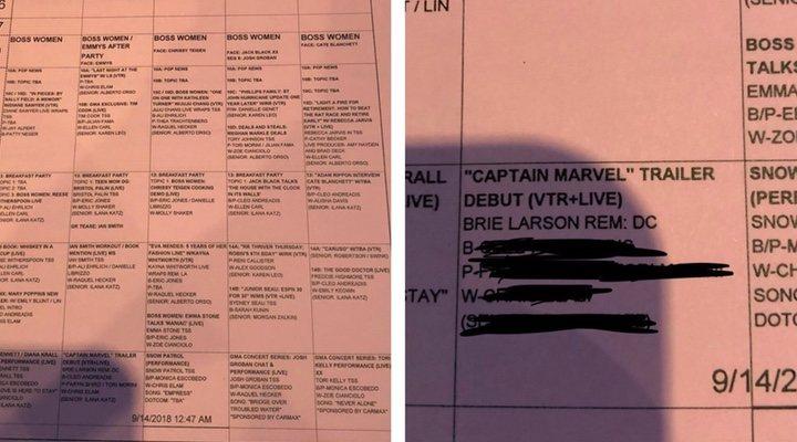 Filtración tráiler de 'Capitana Marvel'