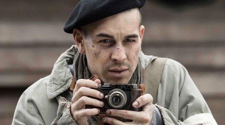 Mario Casas en 'El fotófrafo de Mauthausen'