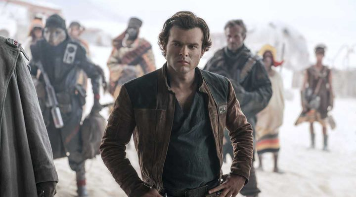 Disney le pone un freno a las nuevas películas de Star Wars
