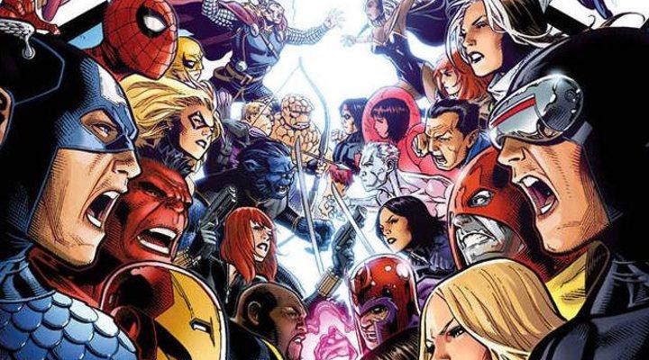 'Vengadores' y los 'X-Men'