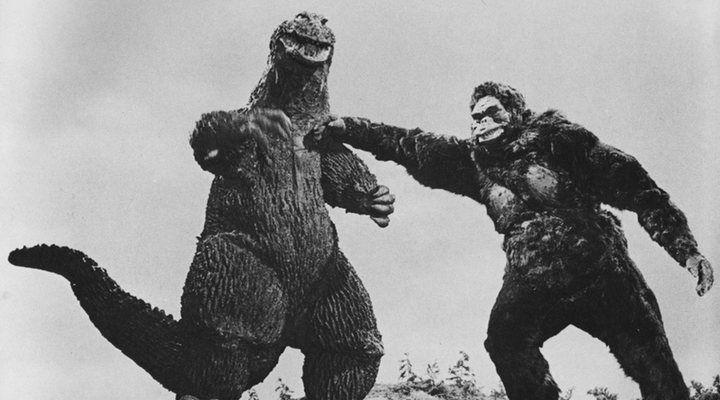 Godzilla contra King Kong