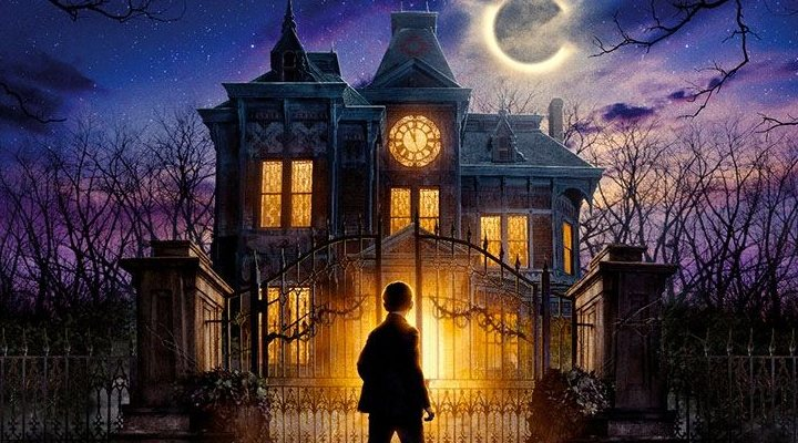 'La casa del reloj en la pared'