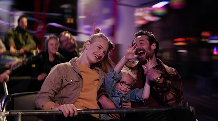 'Victor Polster, Arieh Worthalter y Oliver Boldart en 'Girl''