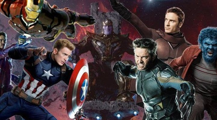 Los X-Men en el universo Marvel