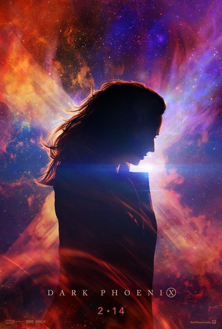 Teaser póster de 'X-Men: Dark Phoenix'