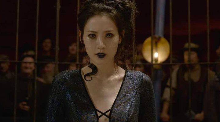 Nagini en 'Animales fantásticos. Los crímenes de Grindelwald'