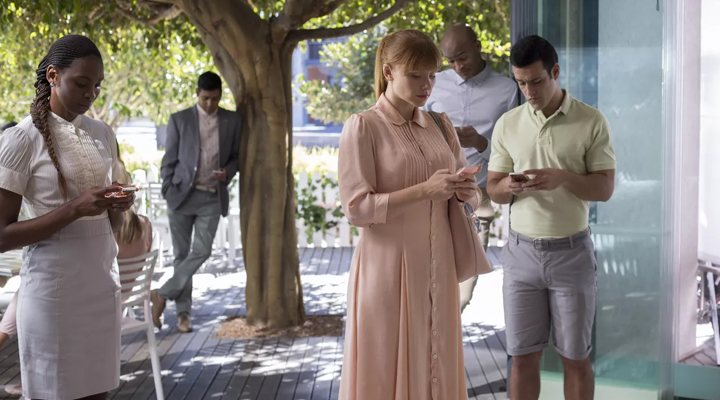 Fotograma de 'Black Mirror'