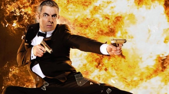 'Johnny English 3'